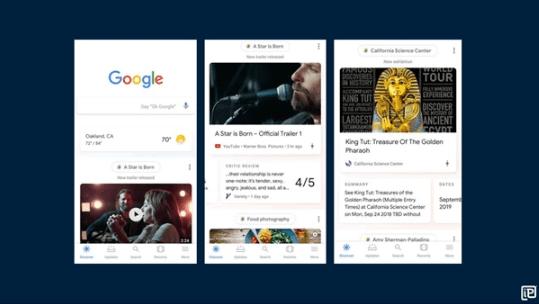 Google's Discovery Platform