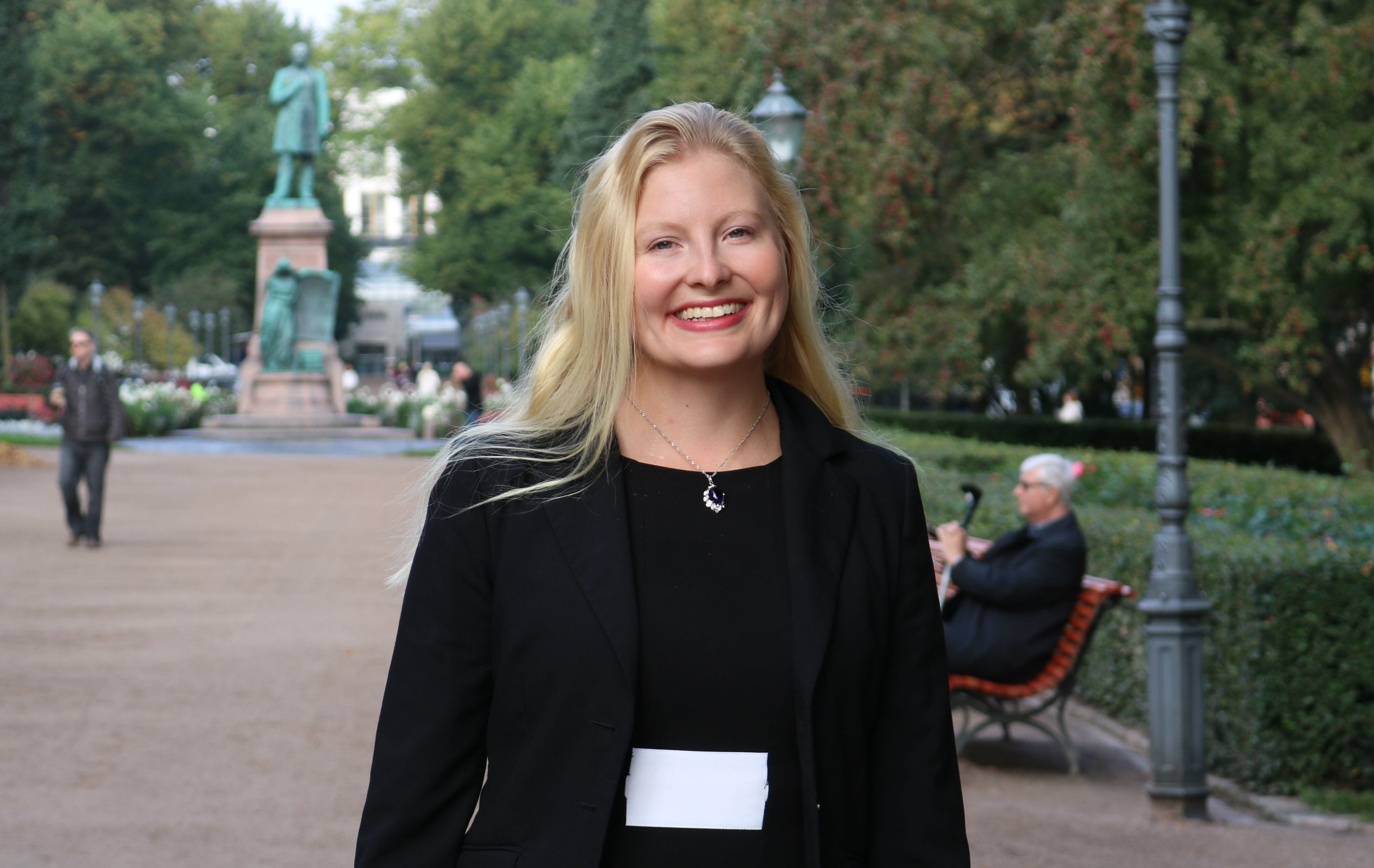 Reetta Peltola, Head of iProspect