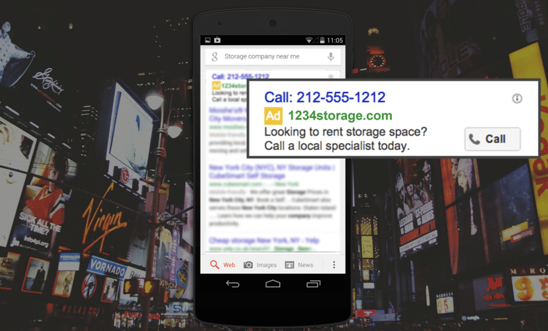 Call only ads - iProspect