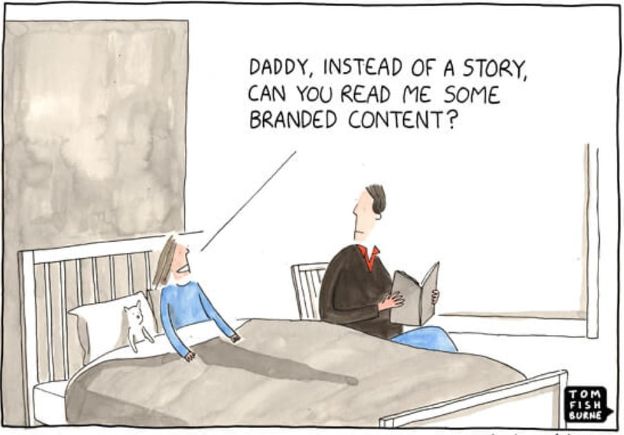 Branded Content Isa