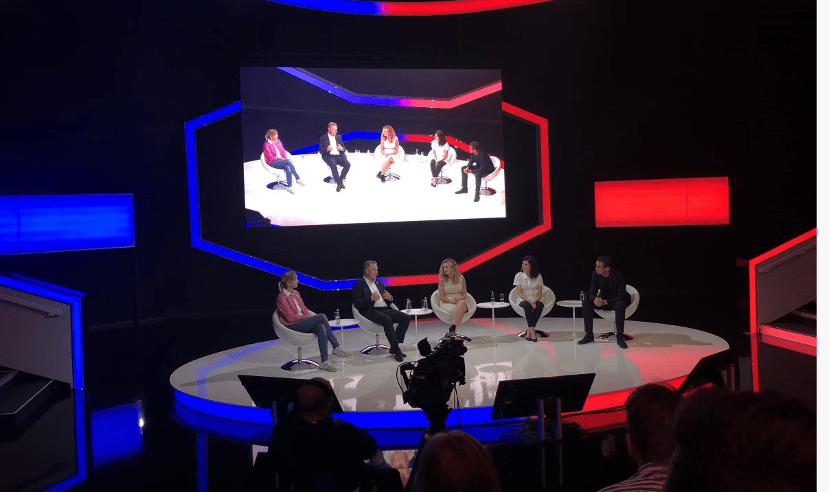 DMEXCO 2019 stage