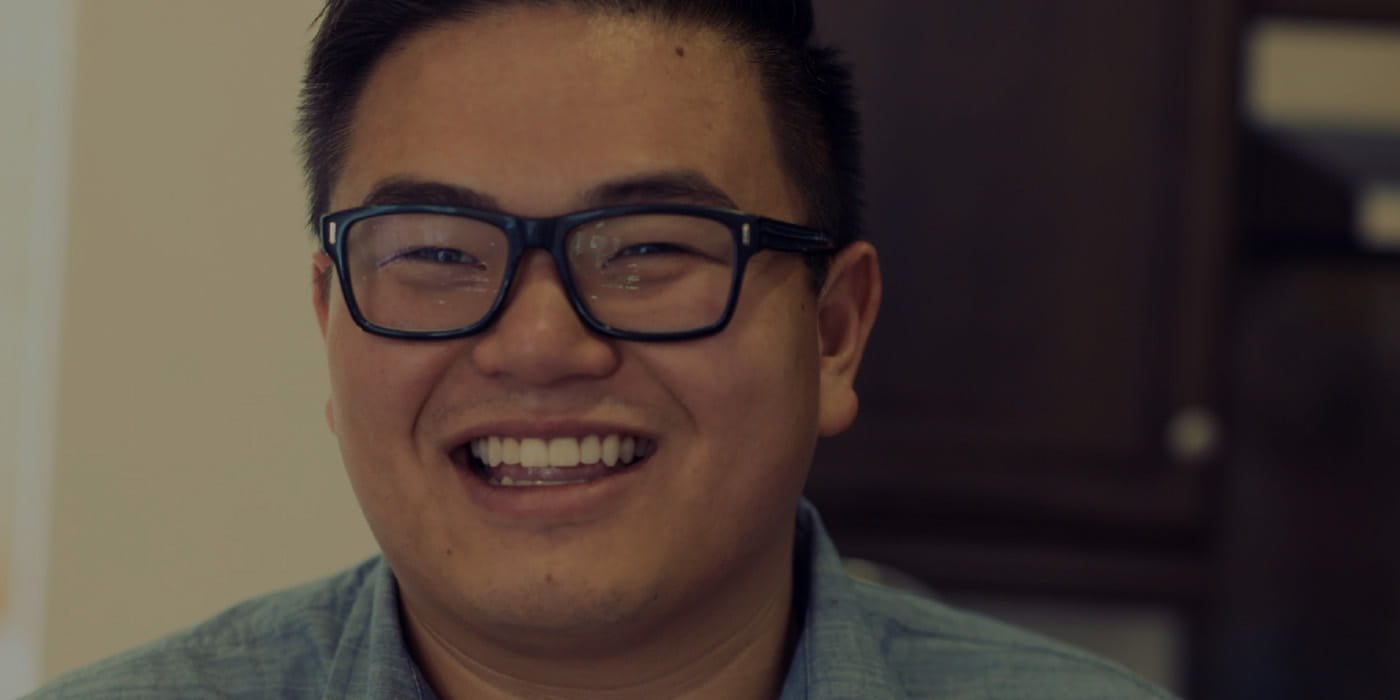 """""""The Digital Industry is Not Contained in a Box.""""Working on challenging clients and projects fans Vinncent Nguyen's passions outside the office. - Vinncent Nguyen, Chef, US"""