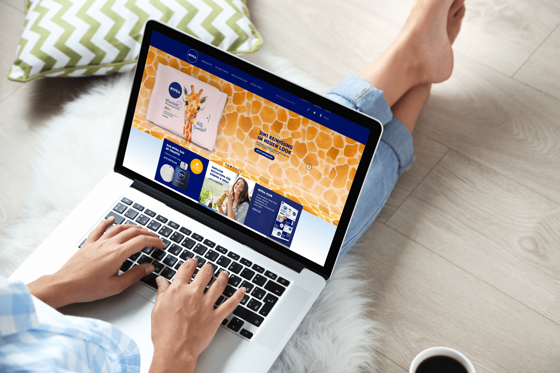 With the help of the Searchmetrics Content Performance, we measured the content on nivea.at and derived recommendations which ultimately resulted in an increase SEO Visibility of 209% over the current period.