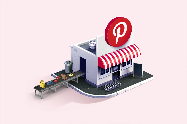 Sådan kommer du i gang med Pinterest Shopping