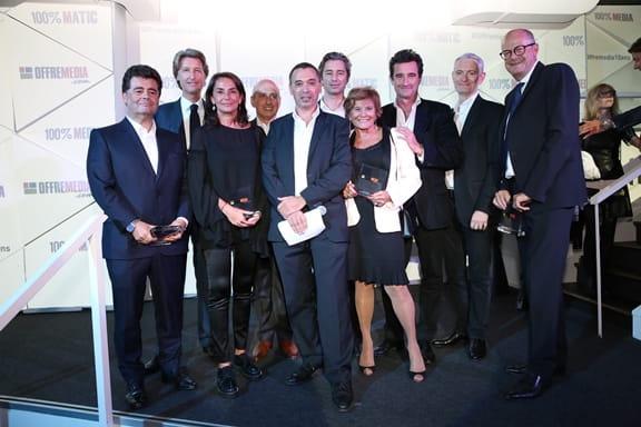 Pierre Calmard parmi les 10 personnalités media de la dernière décennie