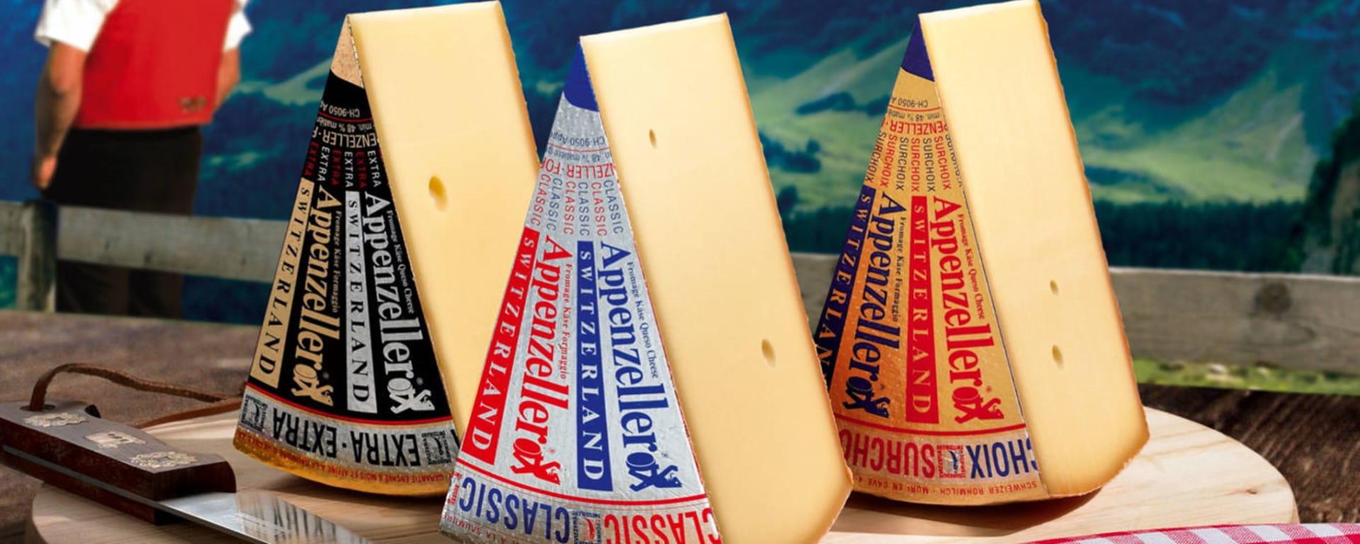 Améliorer la notoriété d'une marque peu connue en France : l'Appenzeller