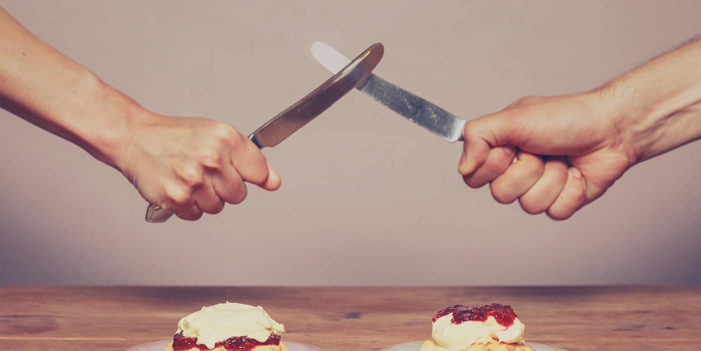 Le choc des foodies