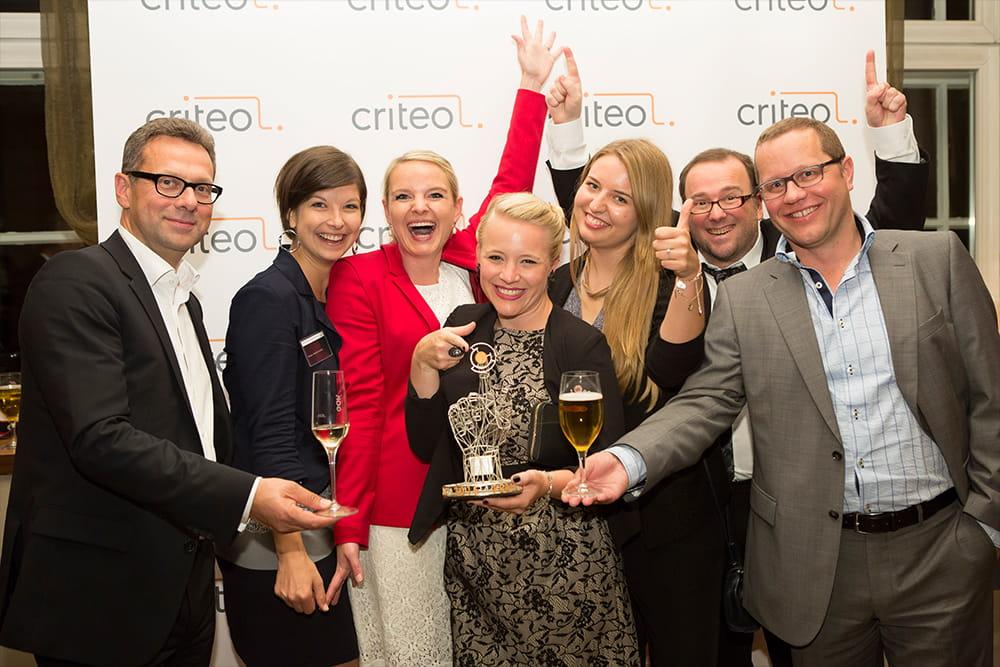 Criteo Award 2015