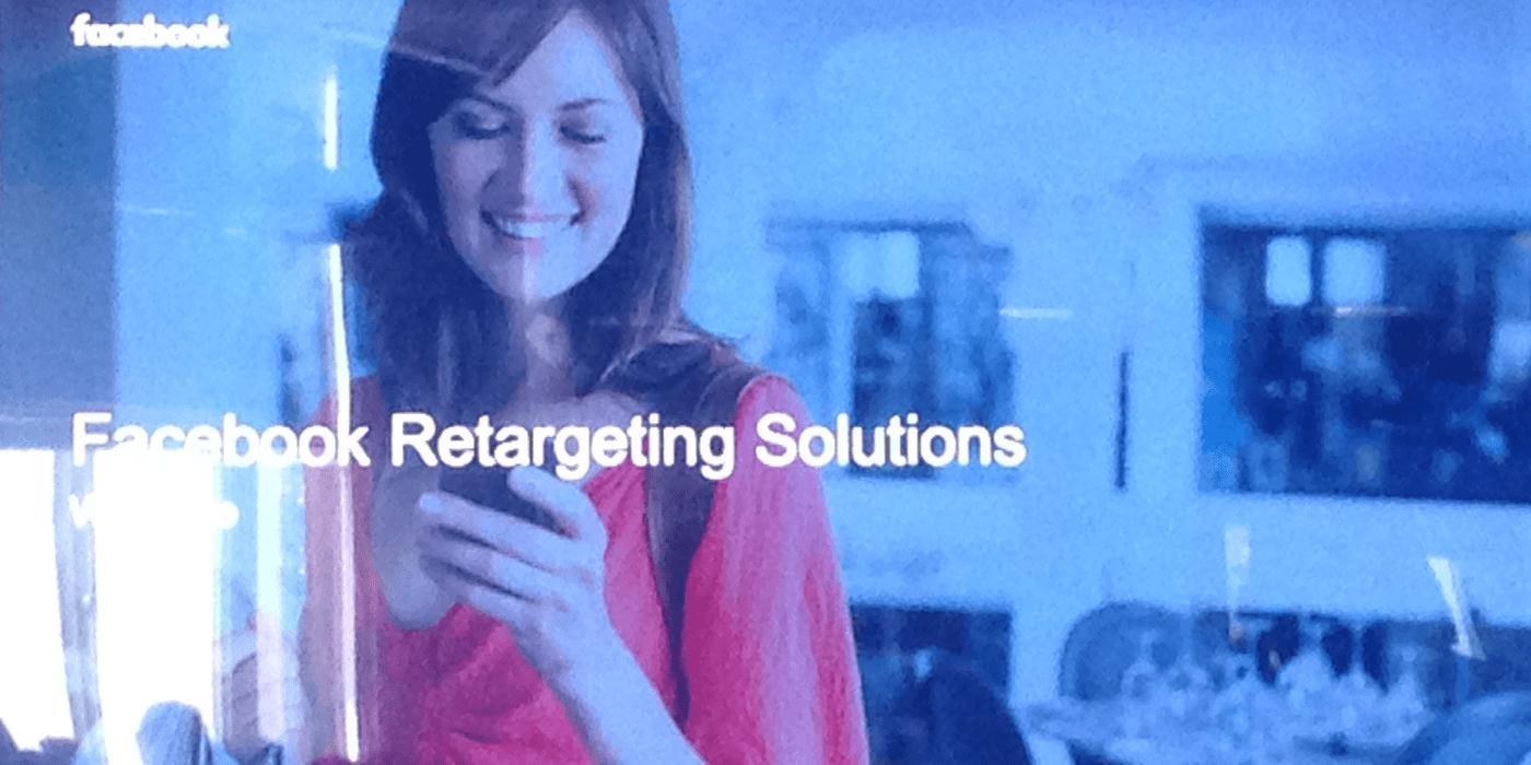 Facebook Retargeting Solution