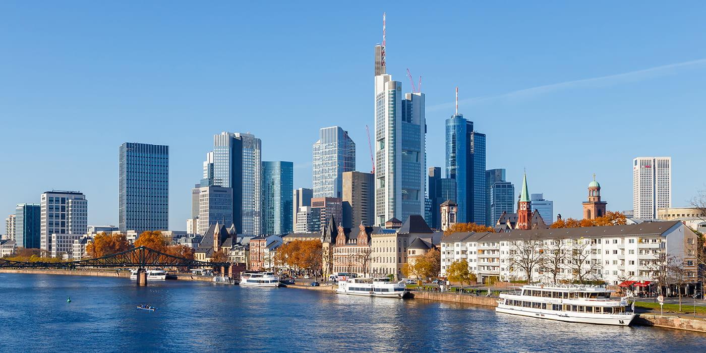 Hallo Frankfurt! Unser neues Office in Mainhattan!