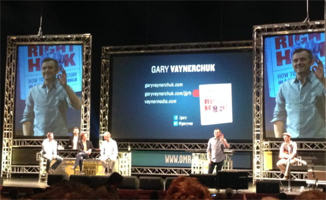OMR15 Gary Vaynerchuk