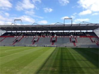 OMR15 Millerntor Stadion Location