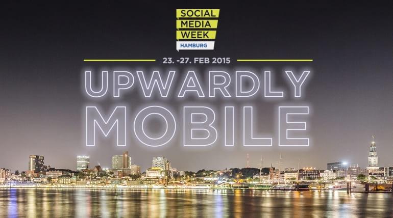Social Media Week 2015 Hamburg