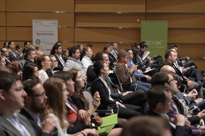 TactixX 2015 Konferenz