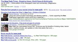 explido - Google Social Search Video the Real SERP