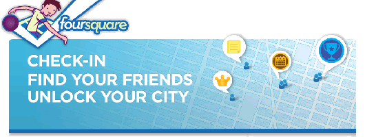 foursquare - We're all about helping you find new ways to explore the city.