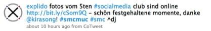 explido #smcmuc tweet #30