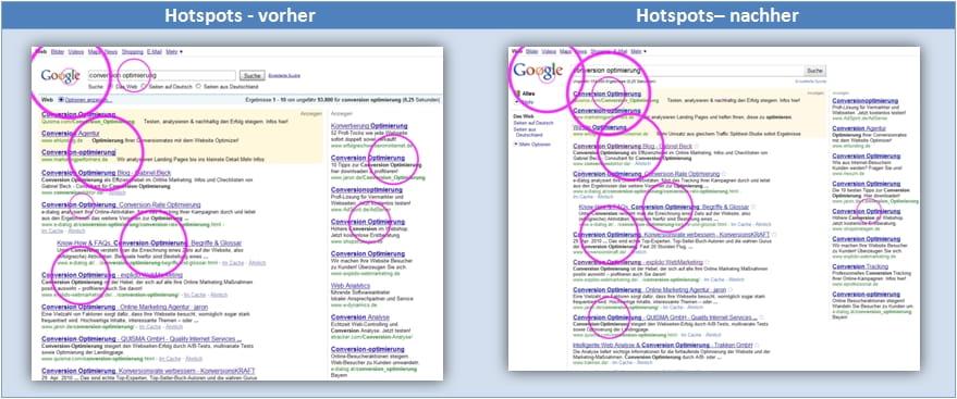 Google Hotspots