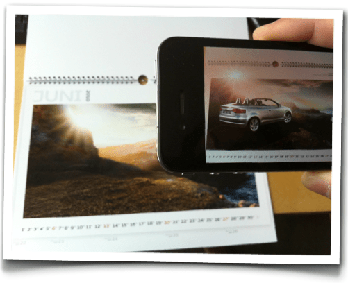 Explido Testing Audi Augmented reality app