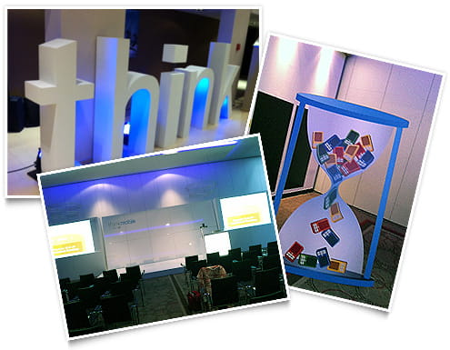 Bexplido thinkmobile 2011 Impressionen