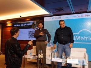 Bryan & Jeffrey Eisenberg at iMetrics, Moscow Nov 9th 2012