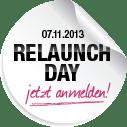 Aufleger Relaunch Day