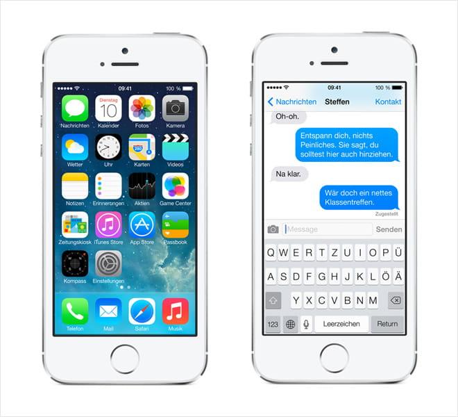 Logo-Trends 2013 - Apple