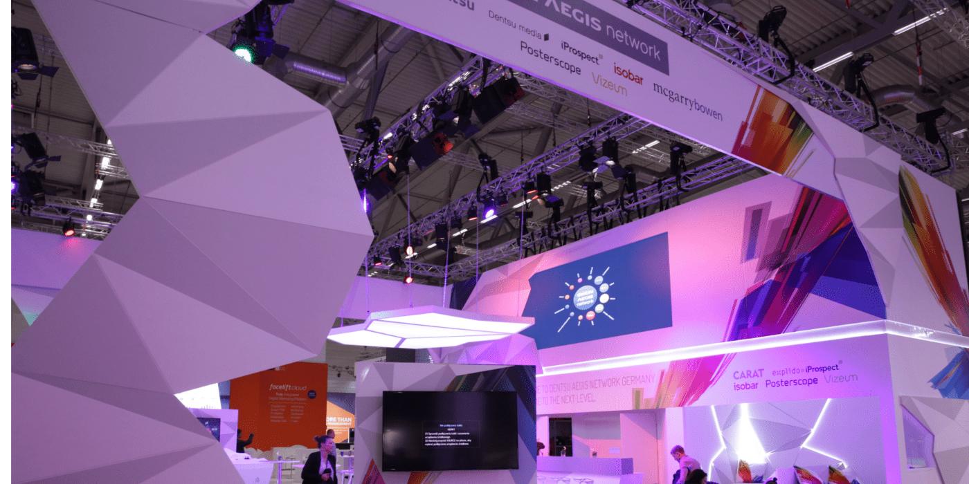 Dentsu Aegis Network dmexco 2015