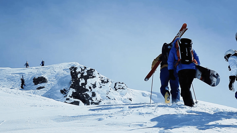 Nya höjderfrån en fransk bergstopp ger nya perspektiv till skidåkaren Philippe Seignol. -PhilippeSeignol, Skidåkare, LATAM