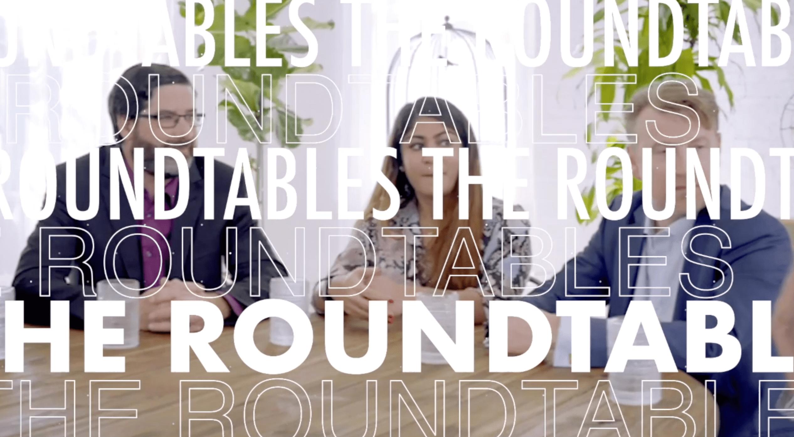 チェンジエージェント、ビジョナリーなエキスパート、業界キーパーソンが一堂に会し、広告・社会・政治・文化など各領域における未来について語る座談会「The Roundtables」