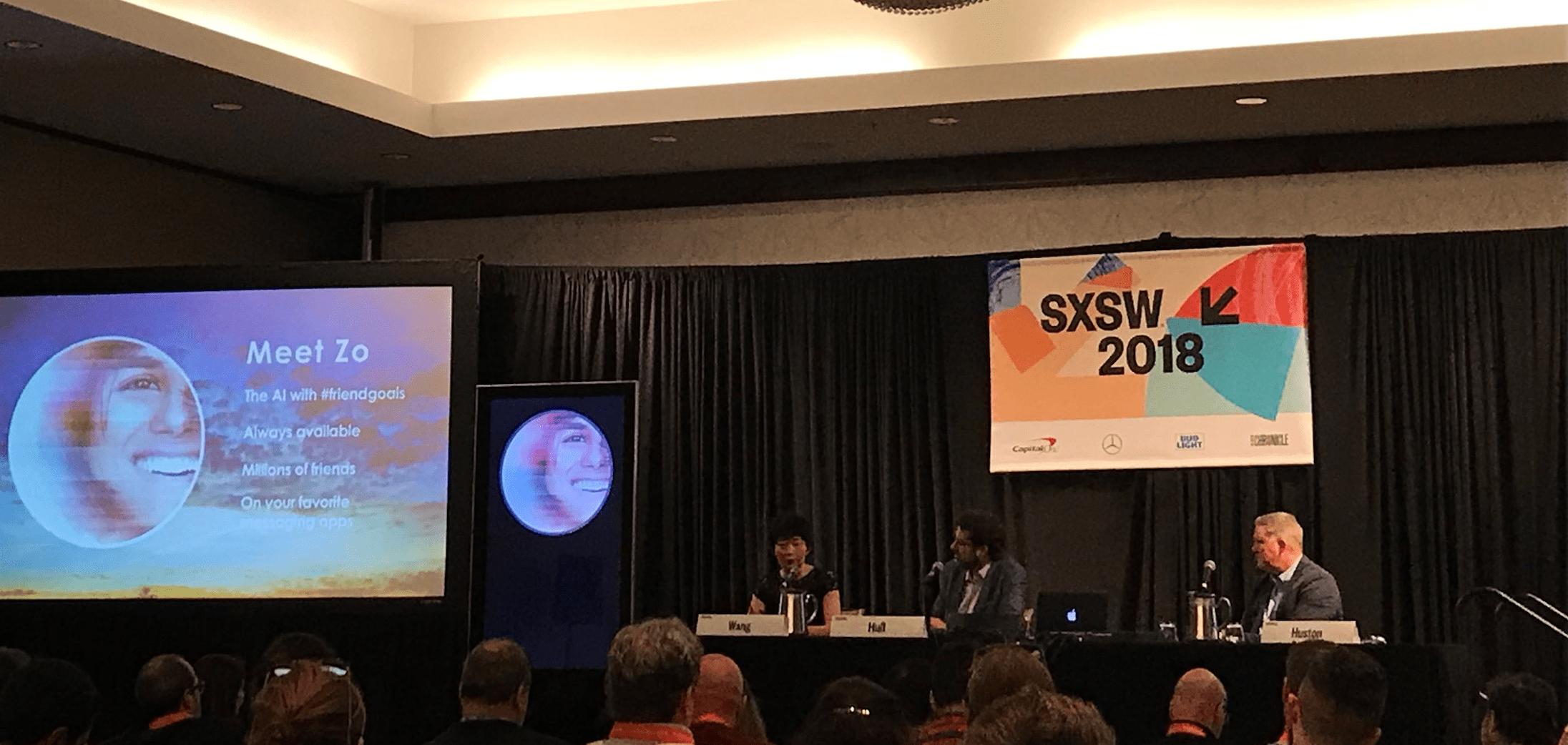 iProspect trae IA a SXSW 2018