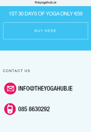 Yogu Hub Website