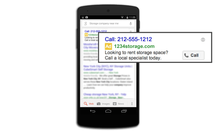 Call Only Campaigns - Google AdWords
