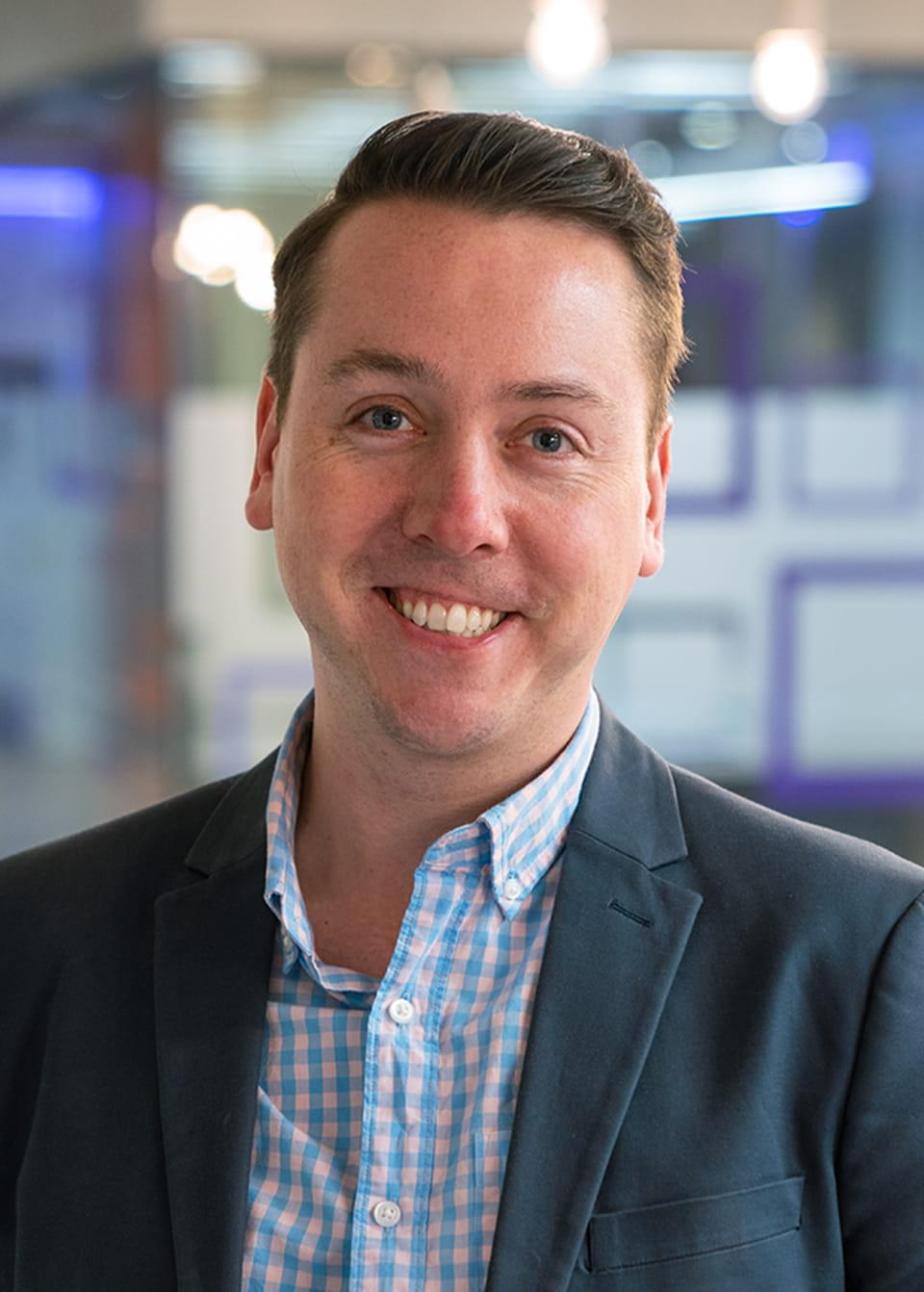 Chris Brennan Business Director iProspect Ireland