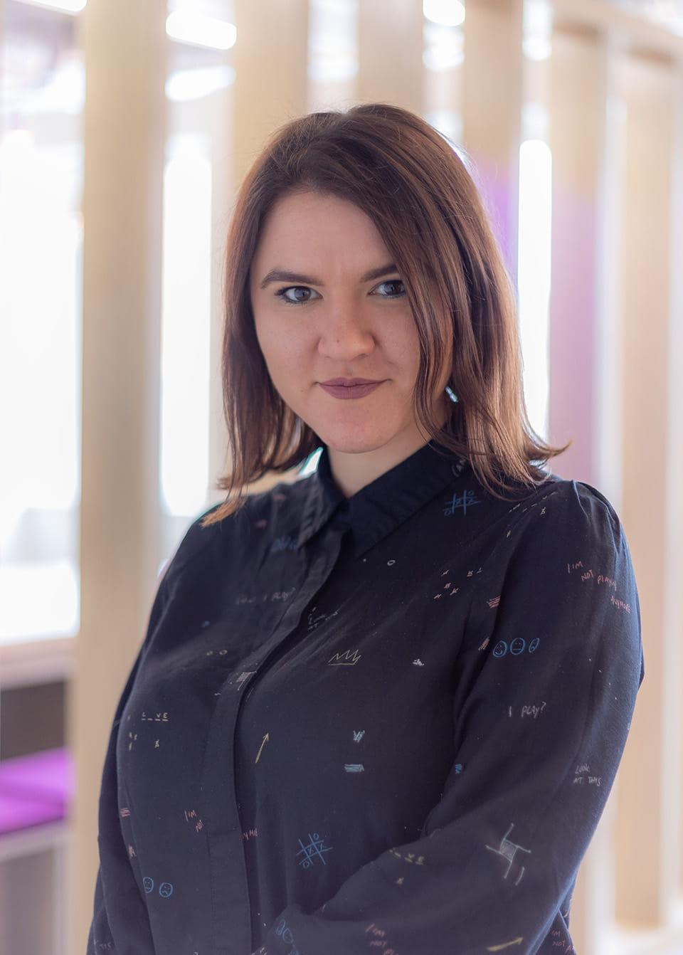 Marija Cepulyte Digital Performance Account Director iProspect Ireland
