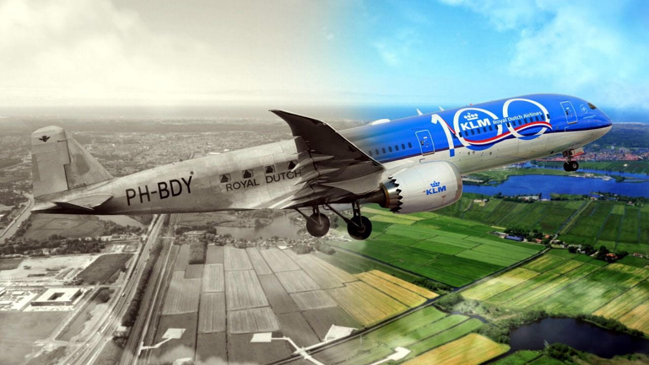 Success at scale for KLM Royal Dutch Airlines