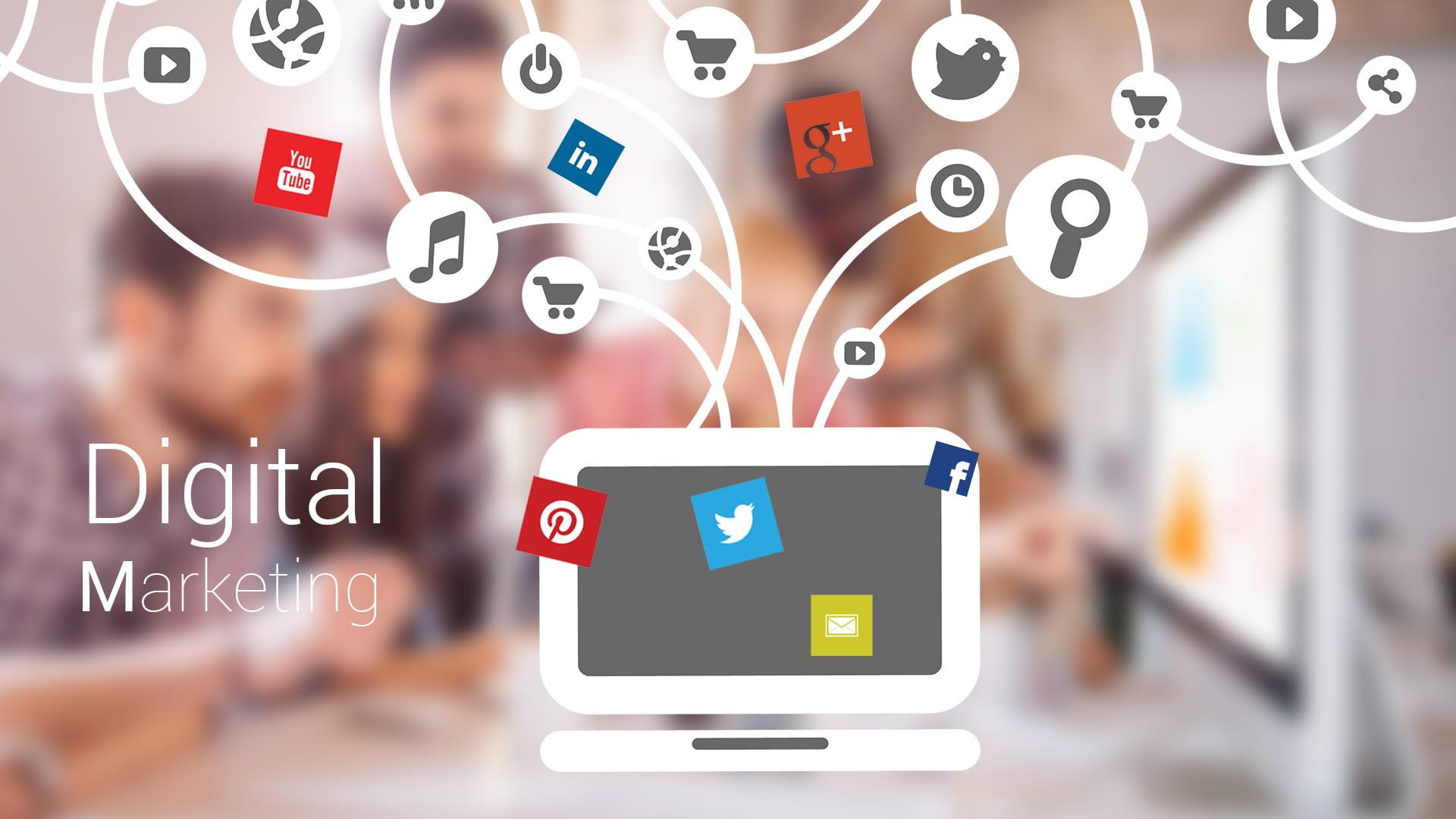 Marketing Digital - Medios Digitales