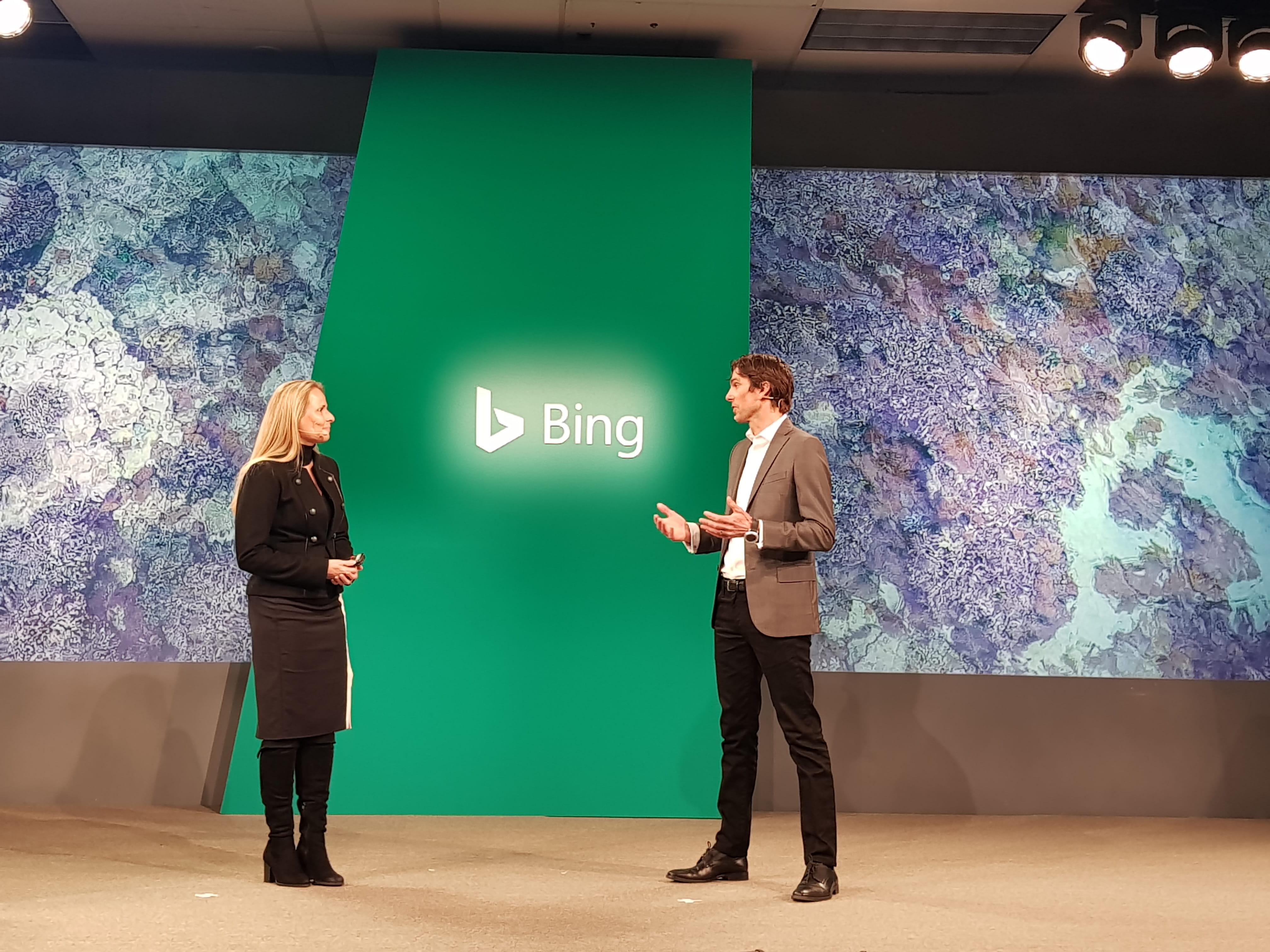 iProspects Petter Zachrisson vinner Bings Trailblazer of the year