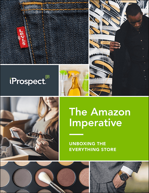 Cover Page to The Amazon Imperative Whitepaper