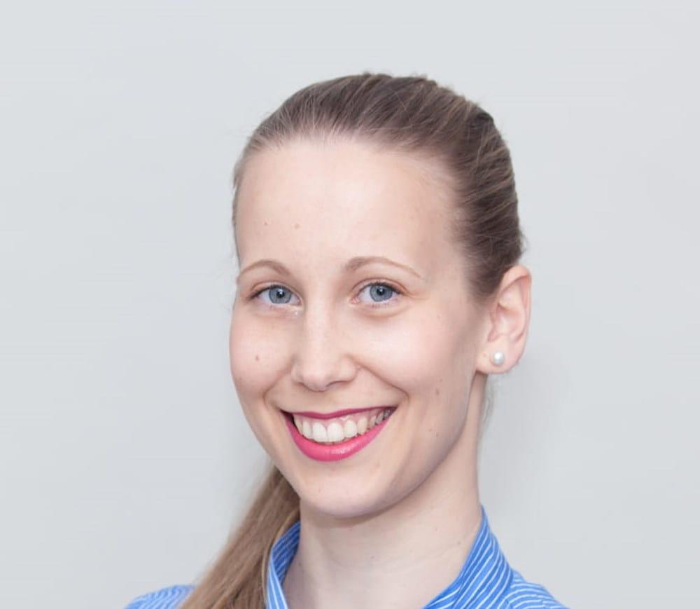 Tereza Schuster Head of Experience