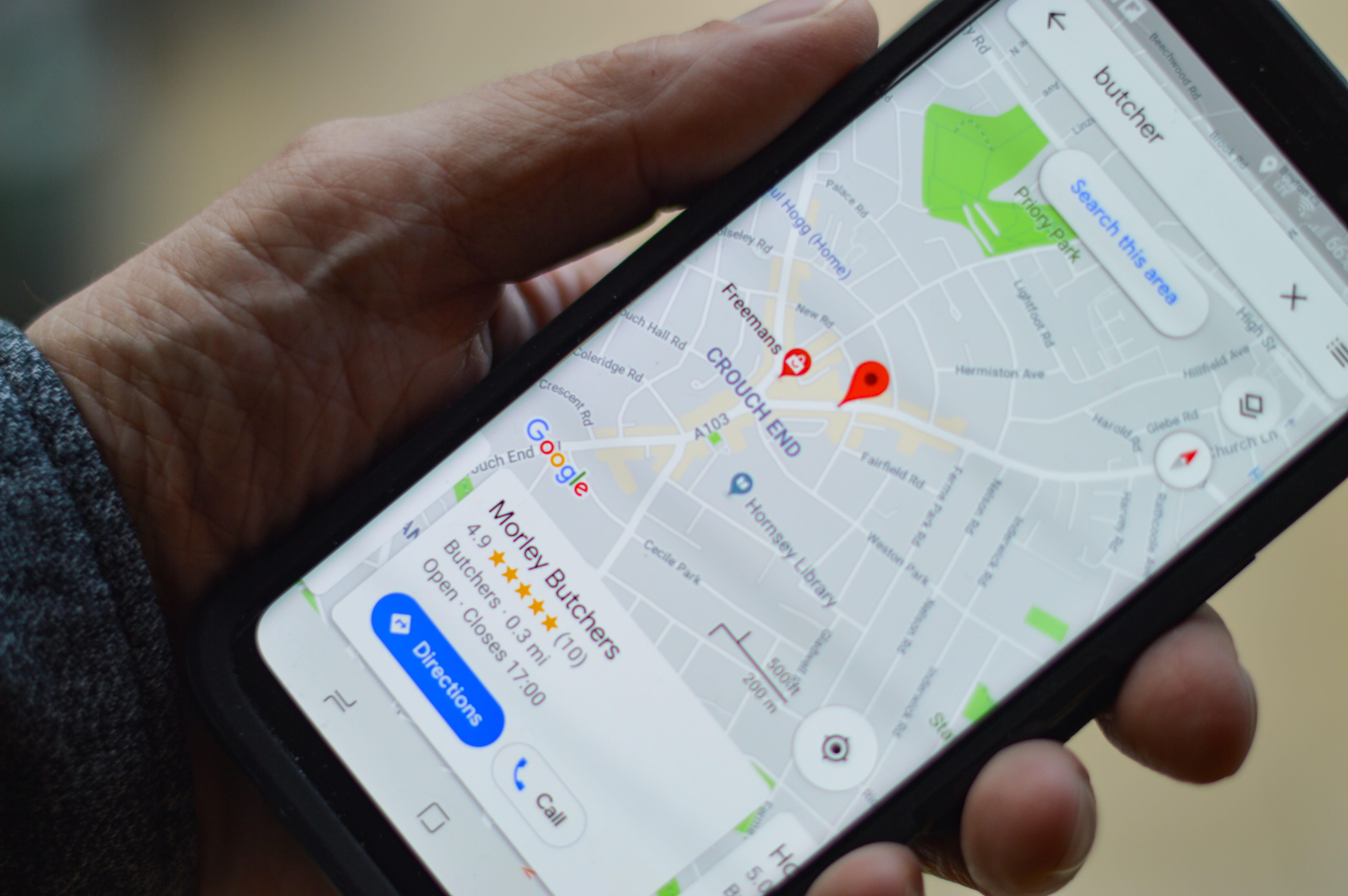Nye muligheder med Location Extensions i Google Ads