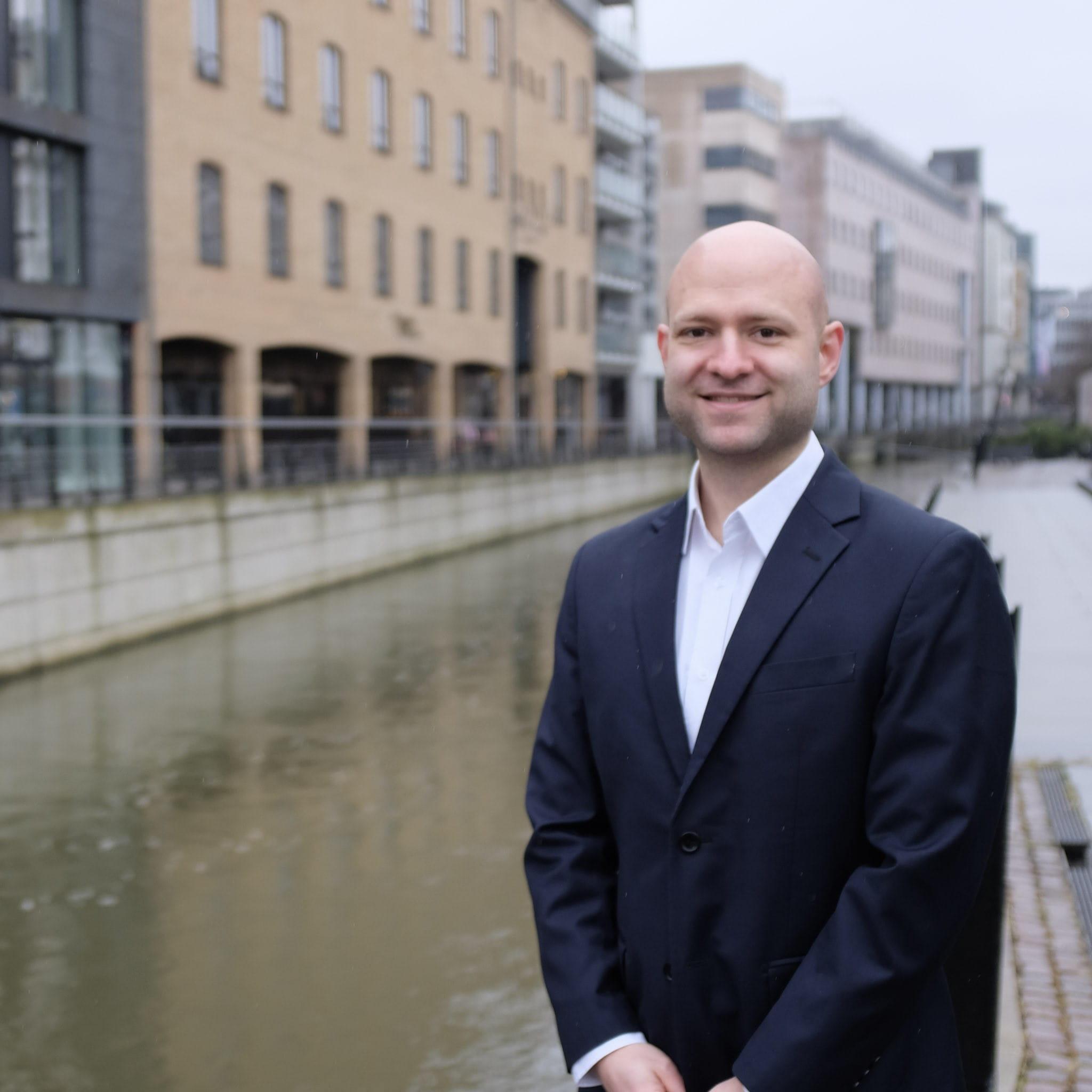 Flemming Kaasgard, Executive Director