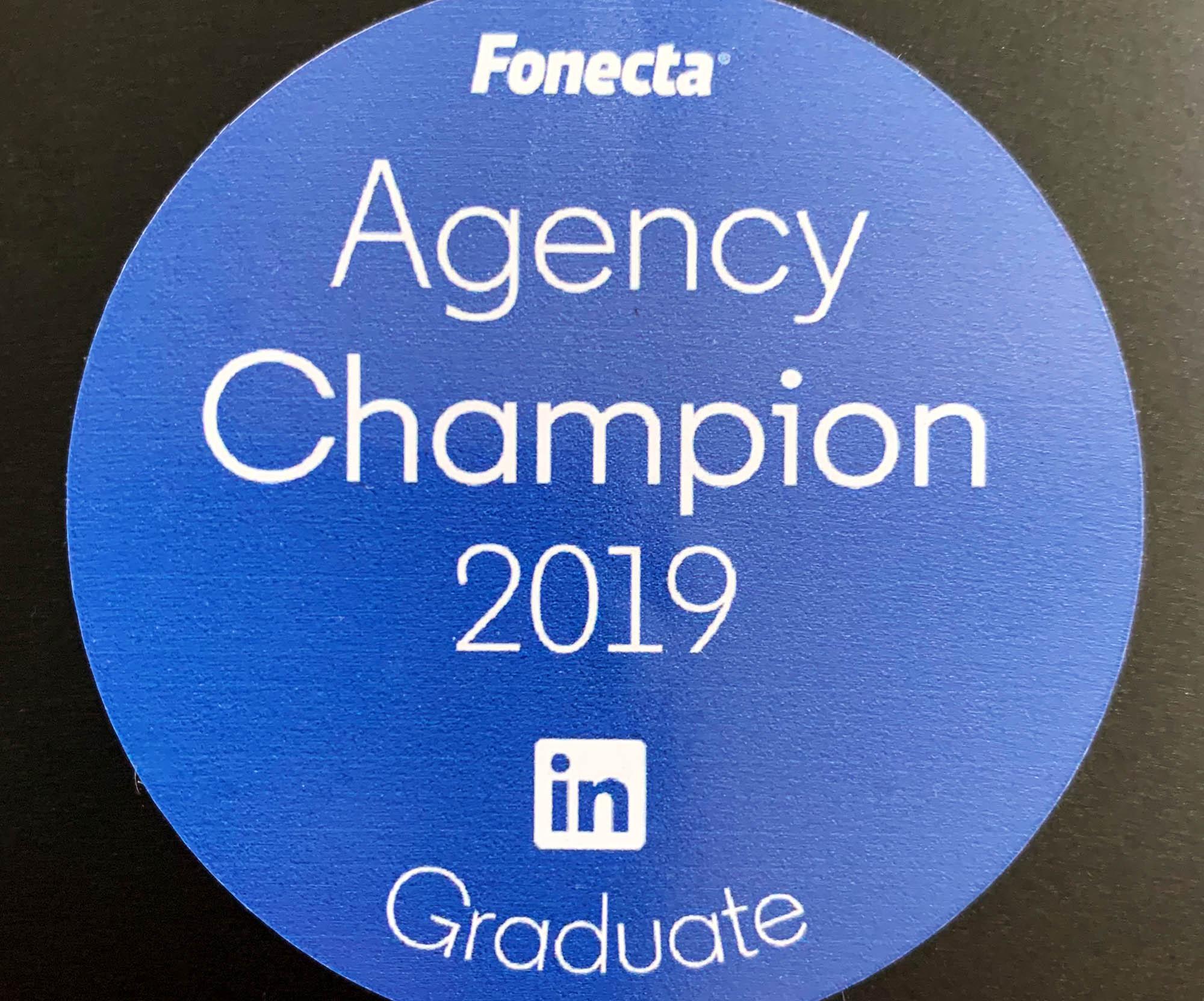 iProspect - Suomen LinkedIn Agency Champion vuosimallia 2019