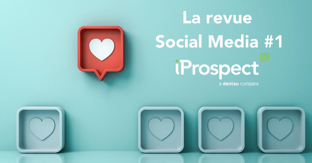 Revue Social Media