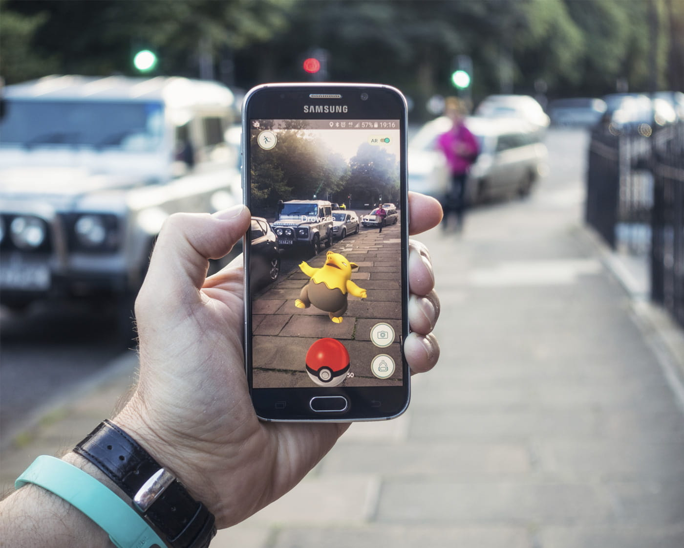 Augmented Reality: Where Physical Meets Digital