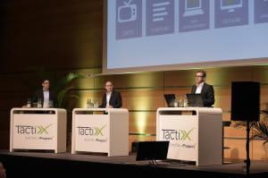 TactixX 2015 Eröffnung