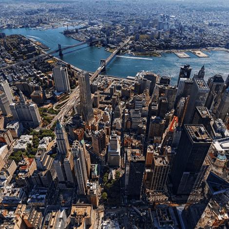 Facebook 360 Manhattan