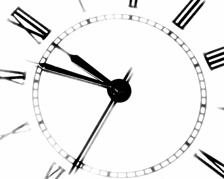 como interpretar los datos estadisticos reloj romano