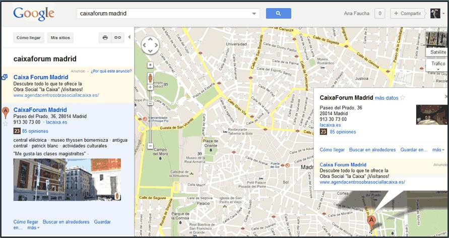 google places deja paso a google plus local resultados actuales places