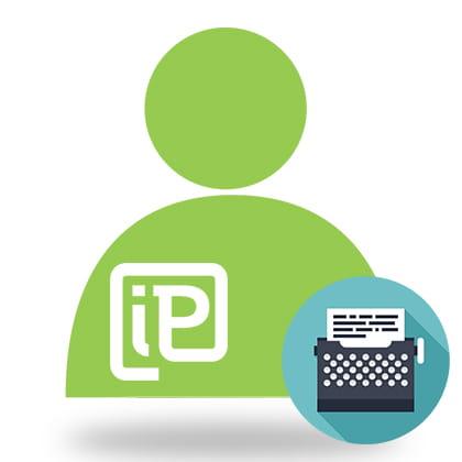 logotipo genérico para los autores del blog sin foto